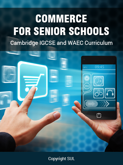 Commerce for Senior Schools