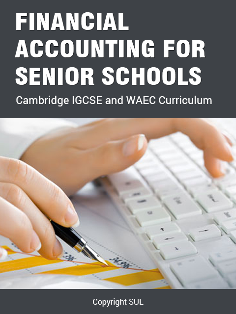 Financial Accounting for Senior Schools