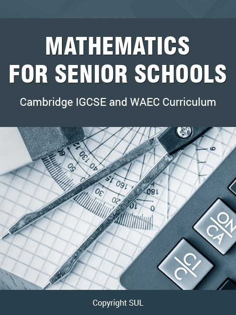 Mathematics for Senior Schools